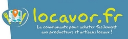 Image et lien vers le site Locavor